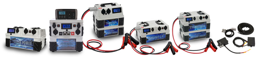 thumpermodels thumper portable dual battery systems & jumpstarters by blue apple thumper battery pack wiring diagram at arjmand.co